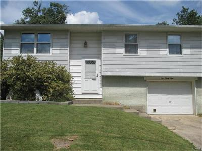 Godfrey IL Single Family Home For Sale: $87,000