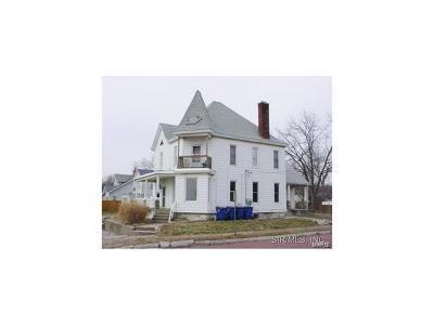 Alton IL Multi Family Home For Sale: $65,000