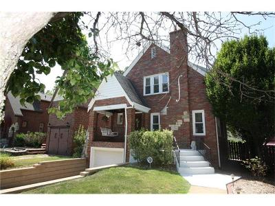 University City Single Family Home For Sale: 7346 Ahern Avenue