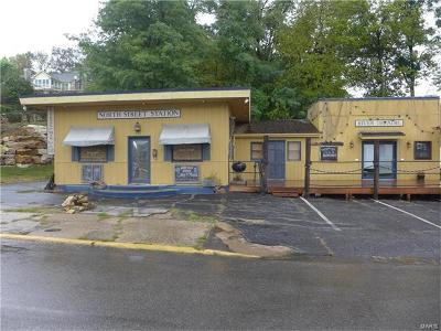 Marion County Commercial Lease For Lease: 116 North Street