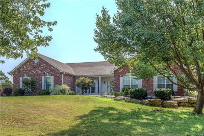 O Fallon Single Family Home For Sale: 204 Centennial Drive
