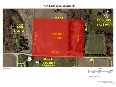 Madison County Residential Lots & Land For Sale: Eaton Lane