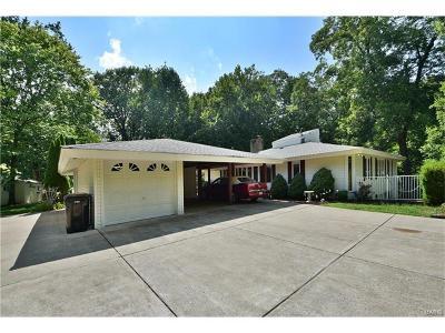 Florissant Single Family Home For Sale: 31 Castle Drive