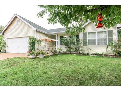 Maryland Heights Single Family Home For Sale: 12200 Glenpark Drive