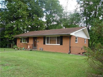 Collinsville Single Family Home For Sale: 904 Pennsylvania Street