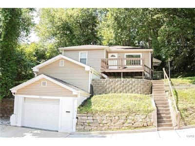 Collinsville Single Family Home For Sale: 523 South Clinton Street