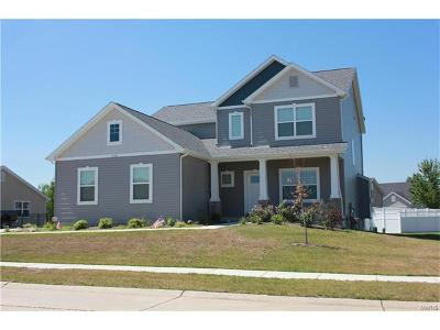 Wentzville Single Family Home For Sale: 7106 Whisper Creek Drive