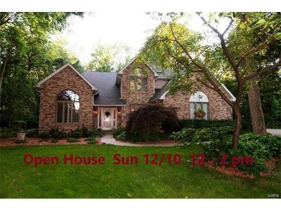O Fallon Single Family Home For Sale: 221 Woodland Court