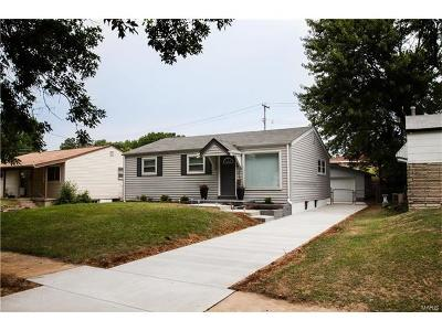 Single Family Home For Sale: 8649 Harold