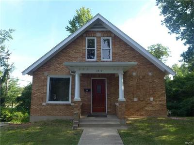 Hannibal Single Family Home For Sale: 3212 Roosevelt