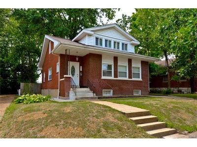 University City Single Family Home For Sale: 6812 Bartmer Avenue