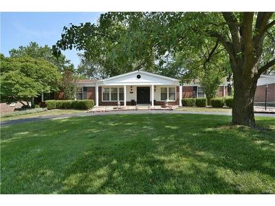 Creve Coeur Single Family Home For Sale: 11951 Emerald Green Drive