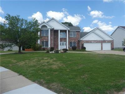 Florissant Single Family Home Contingent No Kickout: 4323 Augusta Manor Court