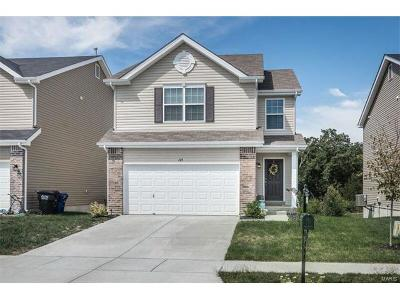 Wentzville Single Family Home For Sale: 724 College Park Drive