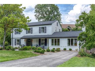 Ladue Single Family Home For Sale: 23 Willow Hill Road