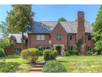 Richmond Heights Single Family Home For Sale: 56 Lake Forest Drive
