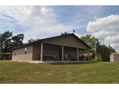 Marion County Farm For Sale: 3577 County Road 197