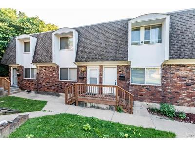 Collinsville Single Family Home For Sale: 1035 Lafayette