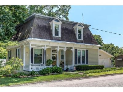 Augusta, Dutzow Single Family Home For Sale: 5548 Chestnut Street