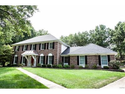 Chesterfield Single Family Home For Sale: 280 Pennington Lane
