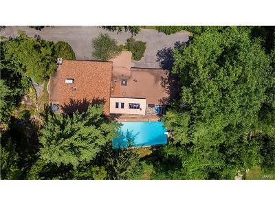 Richmond Heights Single Family Home For Sale: 1156 Hampton Park