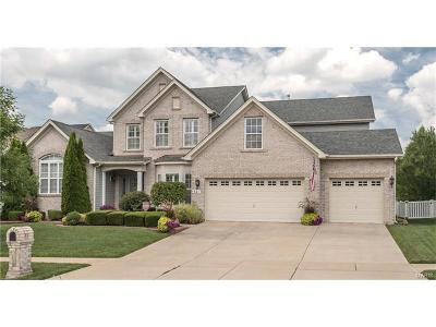 O Fallon Single Family Home For Sale: 321 Magnolia Valley Drive