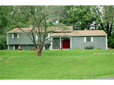 Collinsville Single Family Home For Sale: 505 High School Avenue