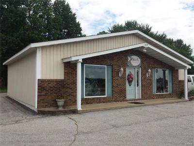 Granite City Commercial For Sale: 2701 Pontoon Road
