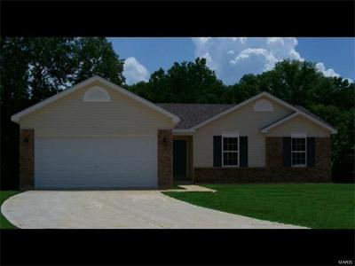 Wright City Single Family Home For Sale: 1 Ocean Breeze @ Falcons Crest