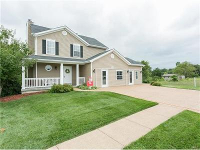 Jefferson County Single Family Home For Sale: 406 Stonewater