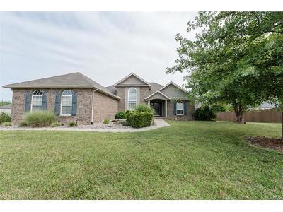 Shiloh Single Family Home For Sale: 2703 Cascade Lake Drive