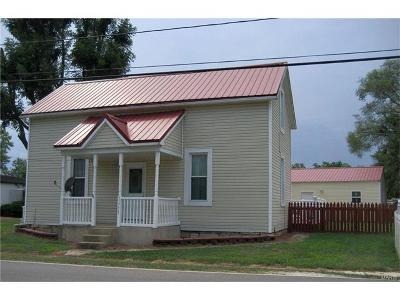 Marthasville MO Single Family Home For Sale: $125,000