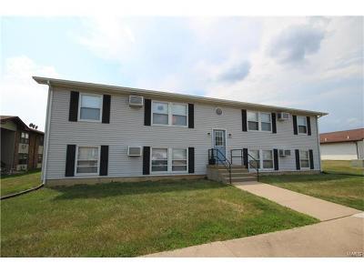 Warrenton Multi Family Home For Sale: 2317 Donna Maria Drive #138