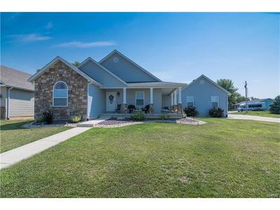 Jerseyville Single Family Home For Sale: 601 Tradewinds Court