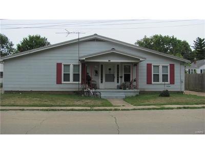 Park Hills, Desloge Multi Family Home For Sale: 303 Crane Street
