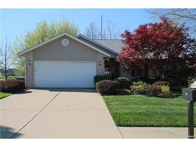Single Family Home For Sale: 173 Liberty Crossing