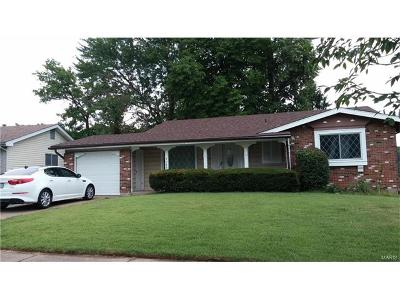 Single Family Home For Sale: 11866 Colby Chase Road