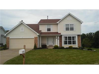 O Fallon Single Family Home For Sale: 10 Breezy Point Court