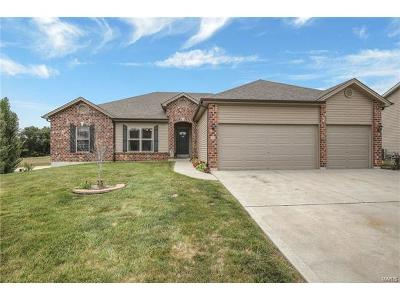 Wentzville Single Family Home For Sale: 20 Timber Trace Court