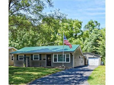 Cahokia Single Family Home For Sale: 217 Donald
