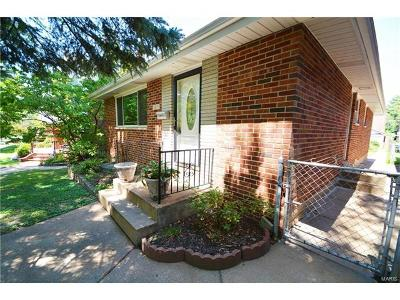 St Louis City County Single Family Home Coming Soon: 5455 Goethe Avenue