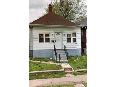 Granite City Single Family Home For Sale: 2305 State Street