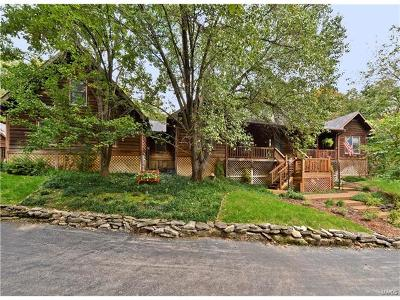 Eureka Single Family Home For Sale: 31 Rockwood Forest Valley Drive