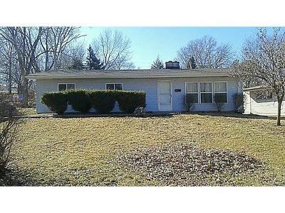 Single Family Home For Sale: 1211 Weleba Avenue