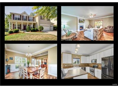 St Charles County Single Family Home For Sale: 814 Honeywood Drive