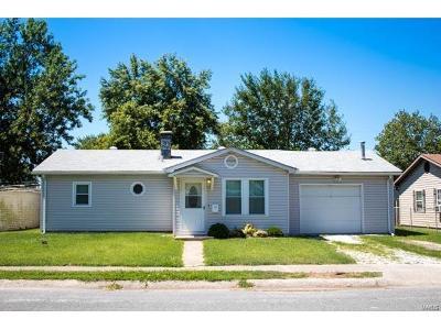 Granite City Single Family Home For Sale: 2813 Birch Avenue