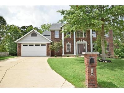 O Fallon Single Family Home For Sale: 16 Boxwood Crest Court