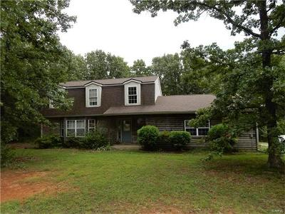 St Clair Single Family Home For Sale: 668 Briarwood
