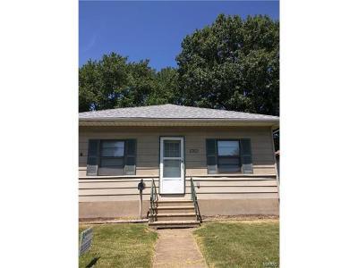Granite City Single Family Home For Sale: 2763 Washington