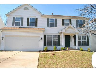 Maryland Heights Single Family Home For Sale: 445 Coventry Trail